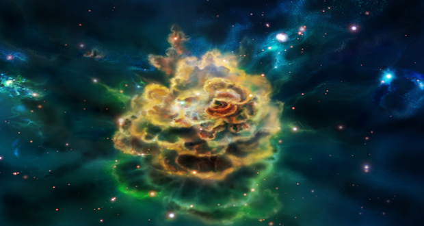 Atomic secret of star formation uncovered | Laboratory News
